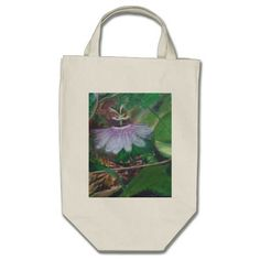 A SECRET PASSION Organic Grocery Tote Bag