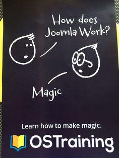 #Joomla! Magic