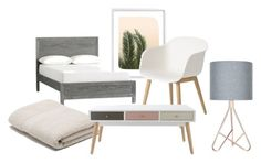 """""""Sweet bedroom"""" by chesyj on Polyvore featuring interior, interiors, interior design, home, home decor, interior decorating, Wilder California, Muuto, PBteen and M&Co"""