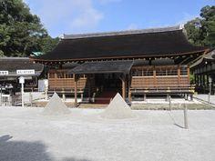 賀茂別雷神社(上賀茂神社)の細殿