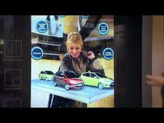 """FORD CMAX """"INNOVATION IN YOUR HANDS"""" AUGMENTED REALITY DOOH CAMPAIGN"""