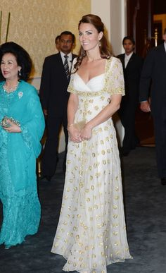 Kate Midletton in turkish vest-ghawazee style dress!!  Love it! Absolutely obsessed with this style...