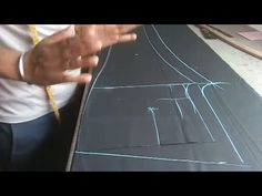 Ankle Length pant Cutting and stitching IN Hindi //Designer Straight pant // Kurti Sleeves Design, Kurta Neck Design, Kids Blouse Designs, Kurta Designs, Princess Cut Blouse, Plazzo Pants, Straight Cut Pants, Tandoori Masala, Stitching Dresses