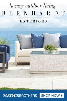 Spend your staycation with our collection of luxury outdoor living.