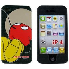 Disney Protector Case for iPhone 4, Mickey Mouse Tail by Mobo, http://www.amazon.com/dp/B0043B6JJS/ref=cm_sw_r_pi_dp_C5K2qb07624X9