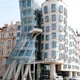 Frank Gehry's 'Fred and Ginger'.