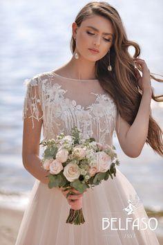 Bridal collection Belfaso 2020 - wedding dress insp. Summer bride Bridal Collection, Bride, Wedding Dresses, Summer, Fashion, Grooms, Wedding Bride, Bride Dresses, Moda