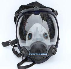 Suit Painting Spraying Similar For 6800 Gas Mask Full Face Facepiece Respirator #OEM