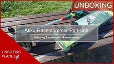Akku-Rasentrimmer 20-Volt von Parkside - Unboxing Planet In China, Video News, Videos, Planets, Outdoor Decor, Video Clip