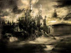 Castle Castle pictures Mystical art Mystic
