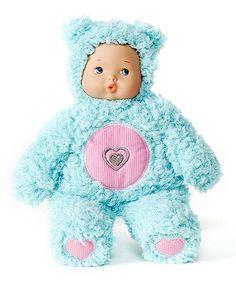 12'' Rock-a-Bye Musical Bear Doll