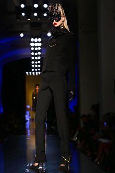Jean-Paul Gaultier Couture Fall Winter 2014 Fashion Show in Paris
