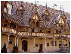 Spires, Beaune, France  photo via jillian