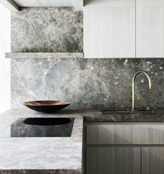 Beautifully patterned natural stone