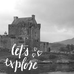 Love creating overlays that are fun like this one! Digital downloads now available in the shop.  www.lifeidesign.com lets explore a castle