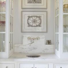 French Butlers Pantry