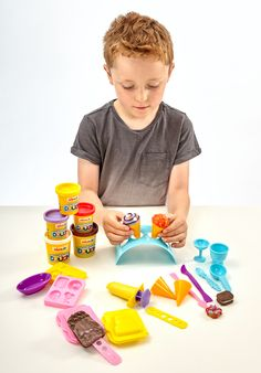 Ice Cream Set, Nick Jr, Create Yourself, Entertaining, Funny