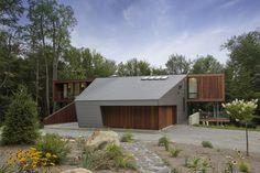 David Jay Weiner Architects - Berkshire Pond House
