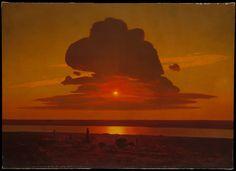 arkhip kuindzhi red sunset - Pesquisa Google