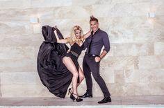 Alejandro Fantino y Miriam Lanzoni  Foto: Pablo Schreiterer