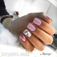 Semi-permanent varnish, false nails, patches: which manicure to choose? - My Nails Love Nails, Fun Nails, Manicure E Pedicure, Pedicure Ideas, Pedicure Summer, Glitter Manicure, Super Nails, Nagel Gel, Perfect Nails