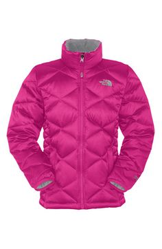 The North Face 'Aconcagua' Jacket (Big Girls) | Nordstrom #winter #fall