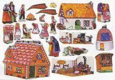 Théâtre de marionnettes: Hansel et Gretel