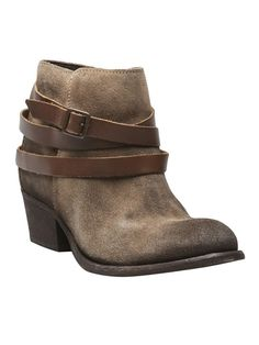 H By Hudson Wrap Boot - American Rag Online Store