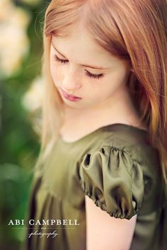 gorgeous! love the bokeh and the perspective. #kids #girl