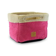 Precision Pet SnooZZy Mod Chic Shearling Cube, 14 by 14 by 12-Inch, Fuchsia Rose - http://petproduct.reviewsbrand.com/precision-pet-snoozzy-mod-chic-shearling-cube-14-by-14-by-12-inch-fuchsia-rose.html