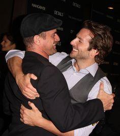 Christopher Meloni & Bradley Cooper