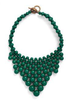 Como fazer o colar usado pela Luana Piovani em Guerra dos Sexos e mais modelos lindíssimos! | Como Criar Bijuterias – Montagem de Bijuterias...