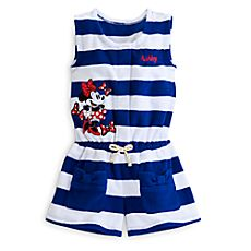 Minnie Mouse Cover-Up for Girls - Personalizable