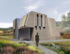 Unzipped Cube House - Boom for Life - Architensions, innovative architecture & urban design