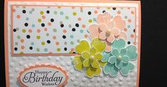 Today I actually made a card on my own. I didn't surf the net at all! Yet! LOL      I had some stamps still sitting on my worktable,...