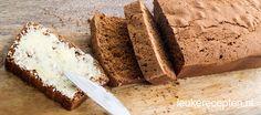 Makkelijke peperkoek Dutch Recipes, New Recipes, Favorite Recipes, Pie Cake, Cook At Home, Good Mood, A Food, Banana Bread, Nom Nom
