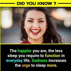 I'm a happier person. Interesting Science Facts, Amazing Science Facts, Interesting Facts About World, Amazing Facts, Wow Facts, Real Facts, Wtf Fun Facts, Random Facts, Psychology Says