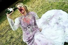 Why Do Brides Trash The Dress? TheFeministBride