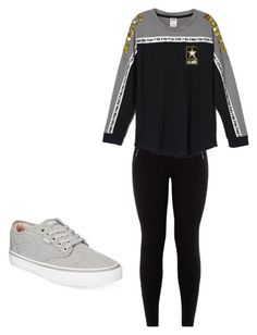"""""""Dance life"""" by journie-412 on Polyvore featuring Vans"""