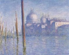 I have dreamed of visiting Venice since seeing the Monet painting as a teenager.