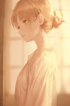 Manga Anime Girl, Cool Anime Girl, Pretty Anime Girl, Cute Anime Pics, Beautiful Anime Girl, Kawaii Anime Girl, Anime Guys, Chino Anime, Cute Anime Character