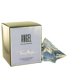 JUST IN: ANGEL by Thierry .... SHOP NOW! http://www.zapova.com/products/angel-by-thierry-mugler-eau-de-parfum-spray-refillable-star-2-6-oz?utm_campaign=social_autopilot&utm_source=pin&utm_medium=pin