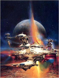 John Berkey, Exit Beyond the Point