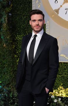 Pin for Later: Richard Madden: From Game of Thrones to Lady Chatterley's Lover  Because how can you resist this level of suave?