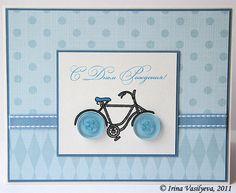 Детские открытки ручной работы. Ярмарка Мастеров - ручная работа открытка на день рождения мальчику. Handmade.