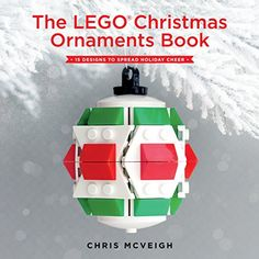 """Read """"The LEGO Christmas Ornaments Book 15 Designs to Spread Holiday Cheer"""" by Chris Mcveigh available from Rakuten Kobo. This Christmas, LEGO is moving from under the tree to on the tree! With The LEGO Christmas Ornaments Book as your guide,. Lego Christmas Ornaments, Christmas Books, A Christmas Story, Christmas Crafts, Christmas 2017, Christmas Ideas, Ornaments Ideas, Christmas Games, Christmas Activities"""