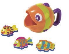 Big Scoop Bath Toy from One Step Ahead