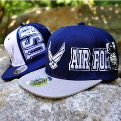 Army Air Force Style USA Snapback Hat Hip Hop Cool Flat Cap Skateboard Arkour Street Flat Caps Tapa USA Snapback Hat