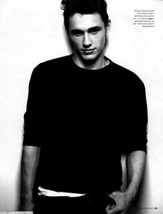 James Franco oh daaaaamn!!! give me this any ol day :)