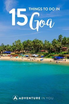 Are you confused about what to do in Goa this vacation? Goa has a lot of things to offer to you. Explore here some of the handpicked beaches and a lot of activities to indulge in your trip to Goa. Goa Travel, Travel Destinations, Travel Deals, Travel Guides, Dublin Travel, Ireland Travel, Paris Travel, New Delhi, Goa Inde
